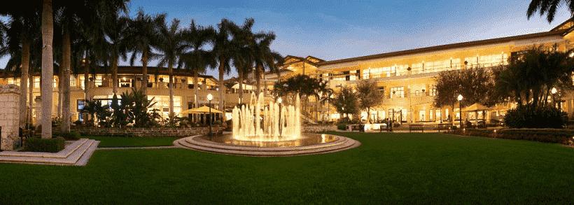 Compras de luxo em Miami