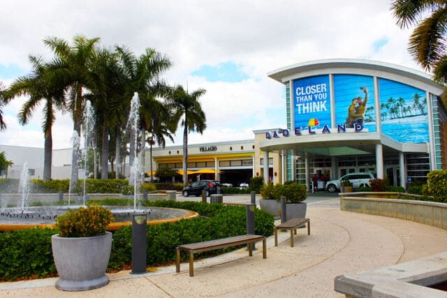 Shopping Dadeland Mall Miami