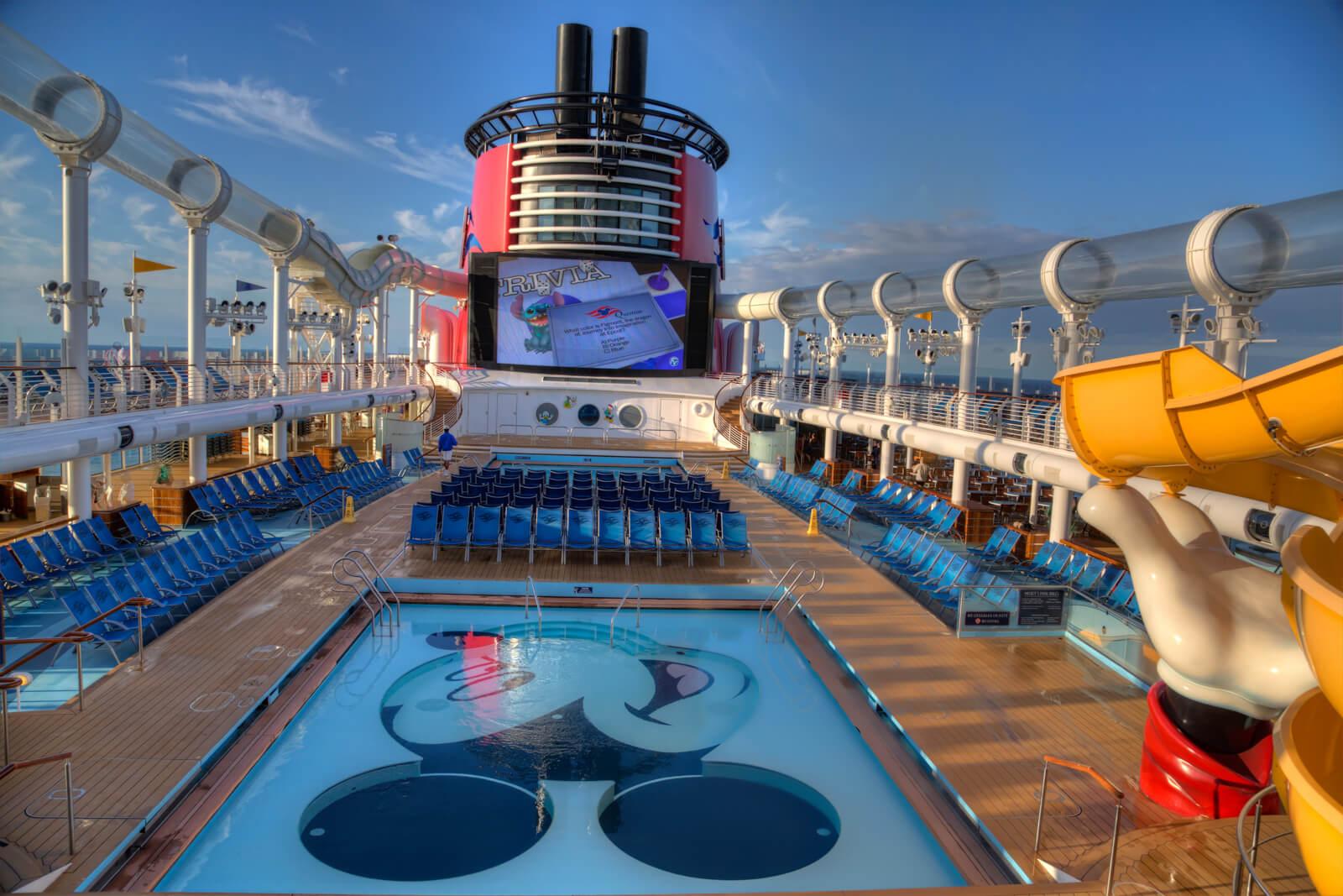 Piscina Disney Cruise Dream
