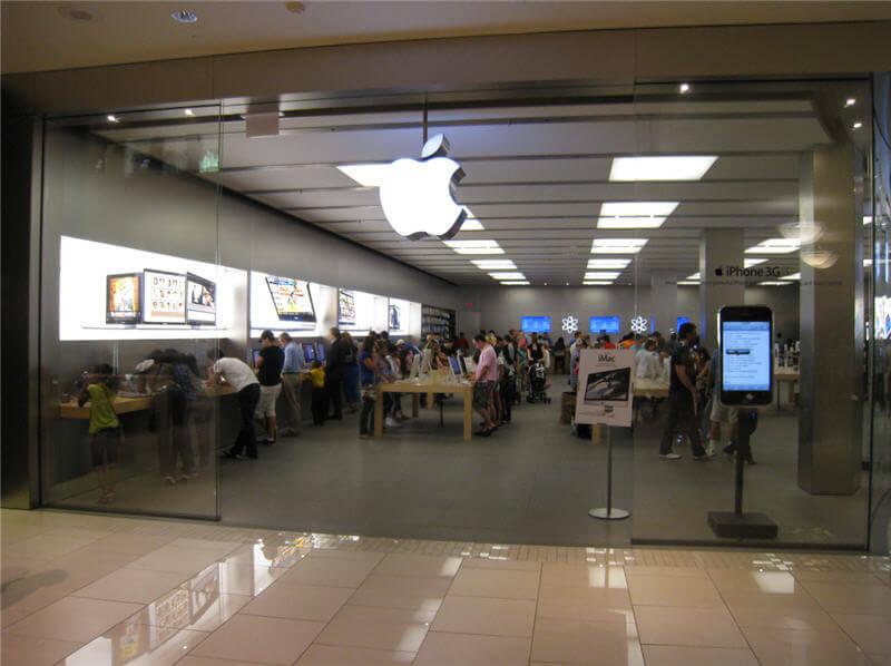 Loja Apple: Shopping Aventura Mall Miami