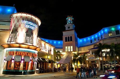 Shopping Aventura Mall em Miami