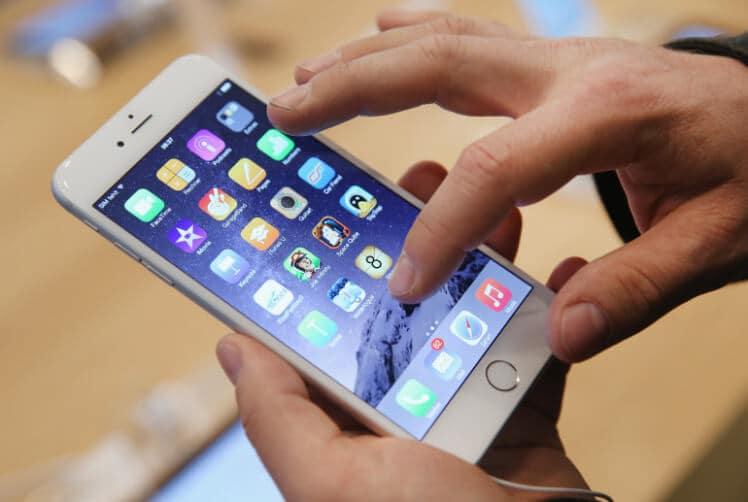 Como usar o seu iPhone na viagem
