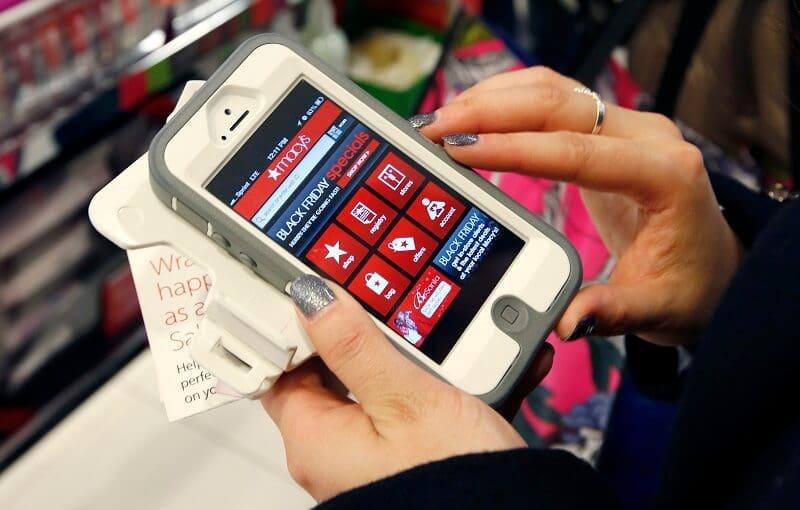 Dica do celular nas compras em Orlando e Miami