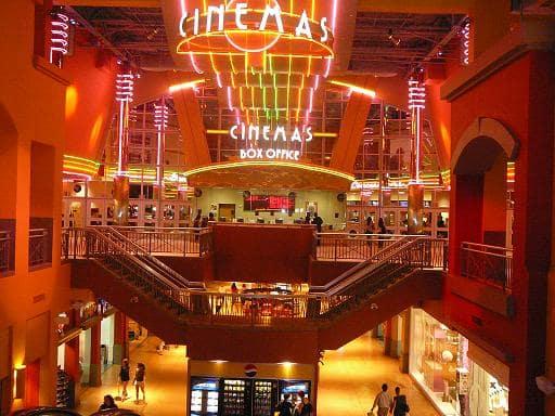 Lojas do Shopping Dolphin Mall em Miami