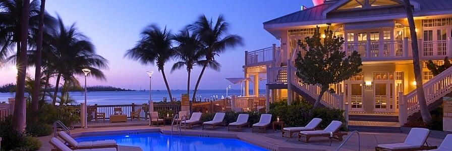 Como achar ótimos hotéis em Key West e bem baratos