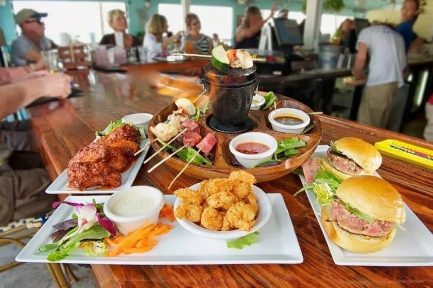 Restaurantes em Key West