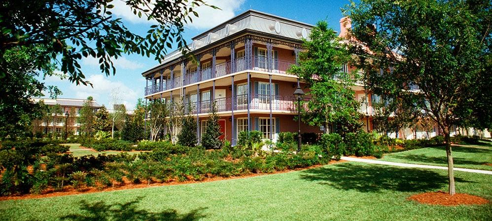 Hotéis de luxo da Disney em Orlando