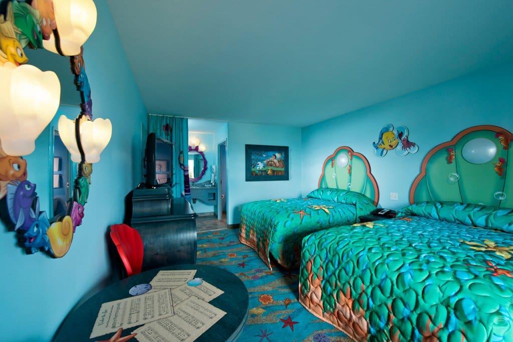Vantagens dos hotéis da Disney