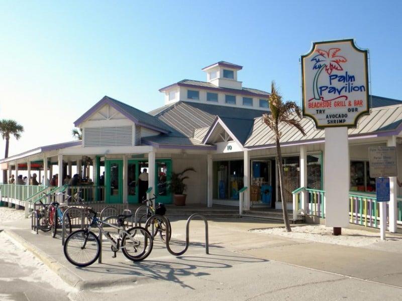 Restaurantes e gastronomia em Clearwater na Flórida