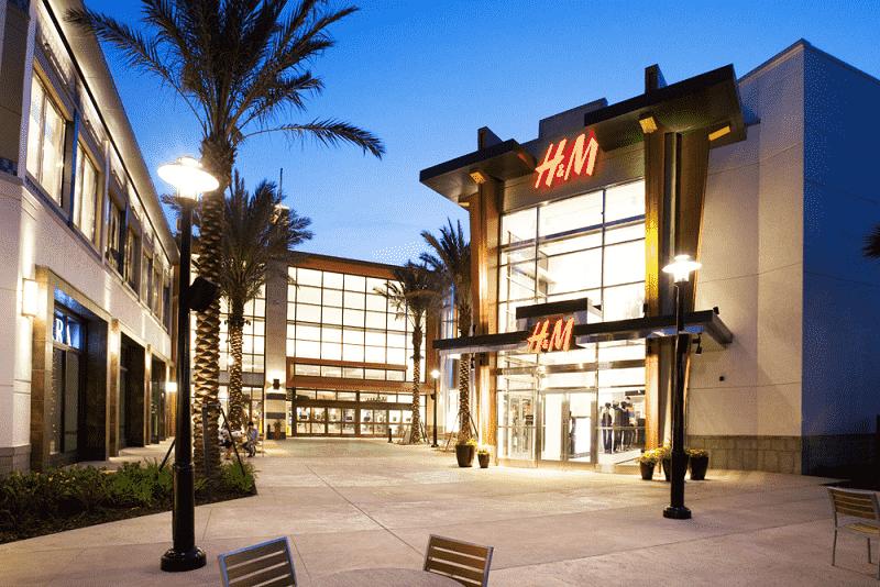 Informações do shopping The Florida Mall em Orlando