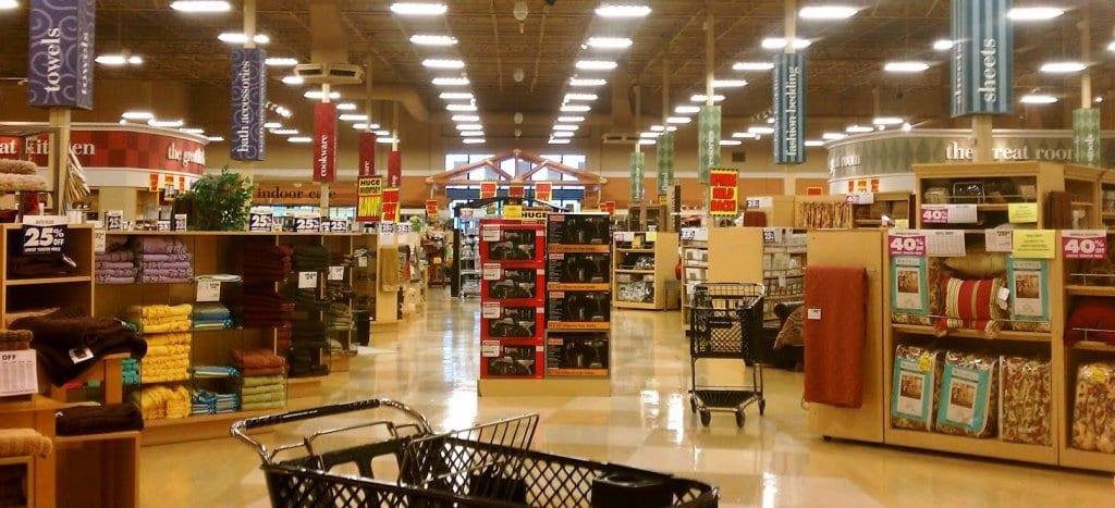Como é a loja Sears em Miami e Orlando
