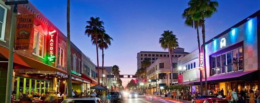 Palm Beach na Flórida: Praias, compras e museus