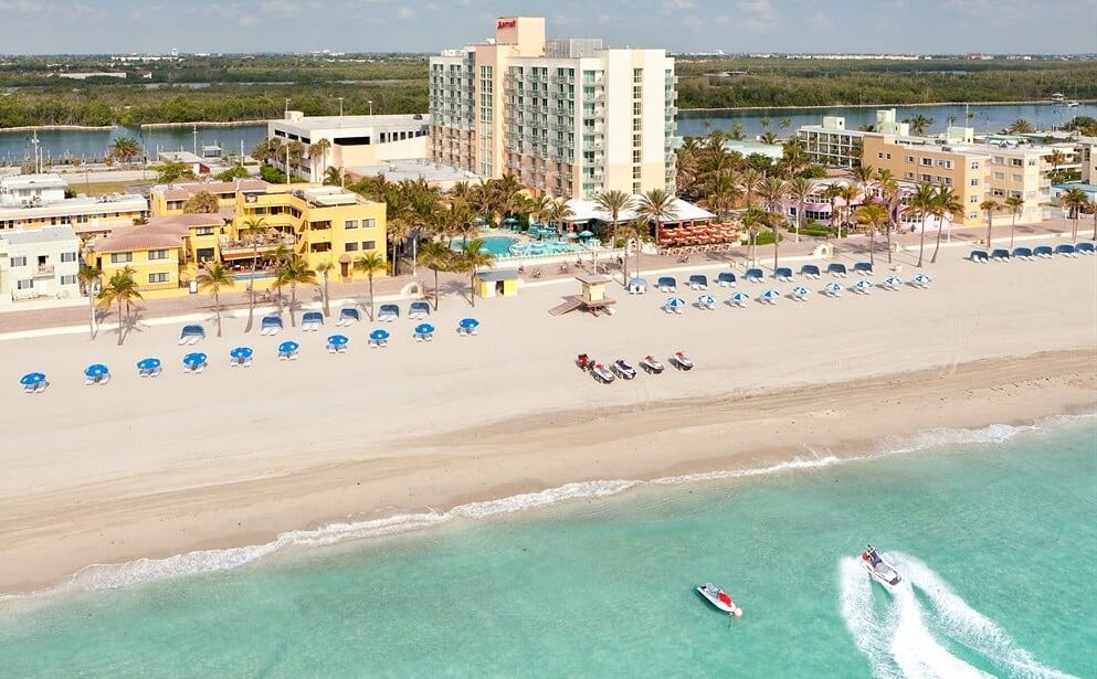 O que fazer em Miami: Hollywood Beach