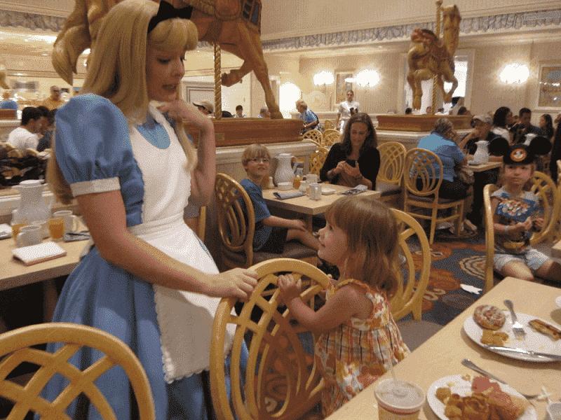 Supercalifragilistic Breakfast e Jantar na Disney em Orlando