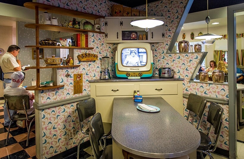 Detalhes do restaurante 50's Prime Time Cafe