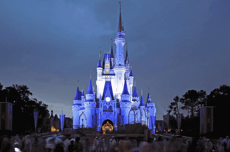 Visitar os parques temáticos em Orlando