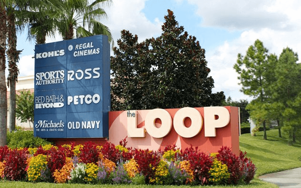 Outlet The Loop em Orlando e Kissimmee