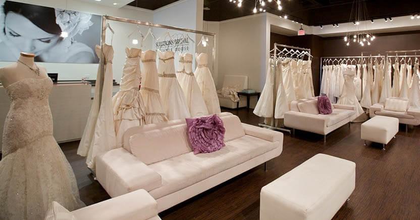 Vestidos de noiva em Orlando | Solutions Bridal