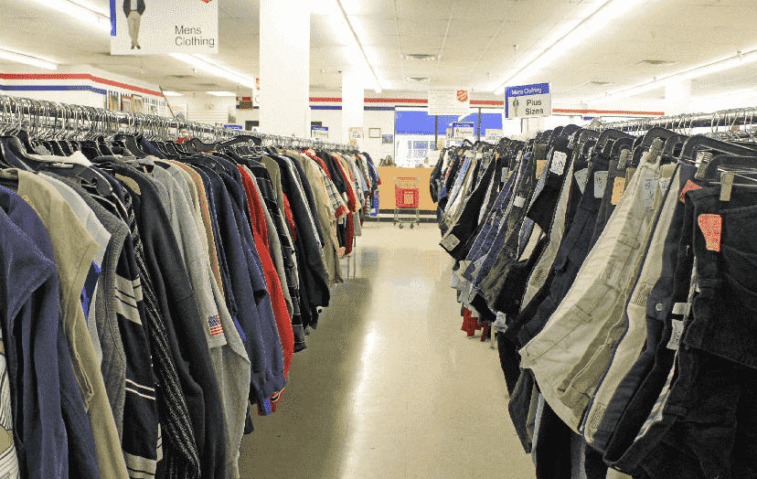Conversão de medidas das roupas nos Estados Unidos
