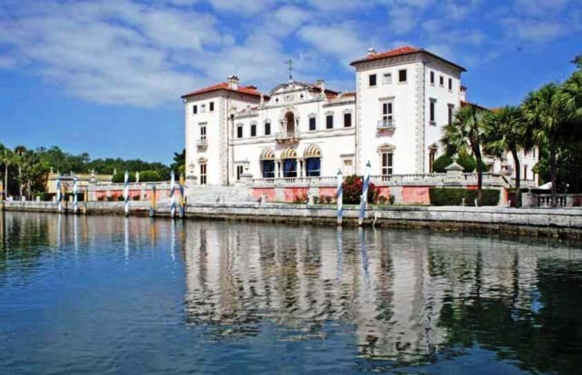 Como é a Villa Vizcaya em Miami