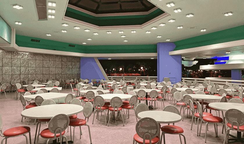 Dicas do Tomorrowland Terrace no Magic Kingdom