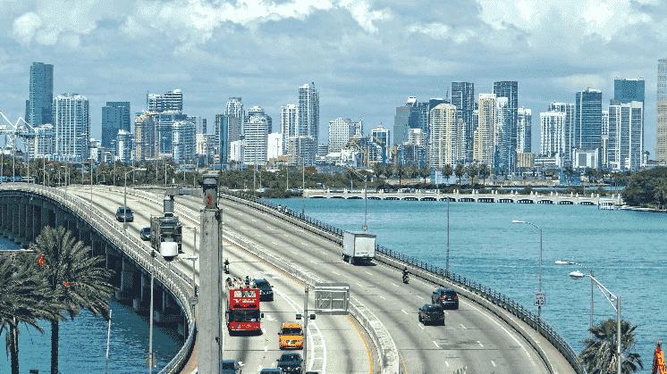 Roteiro de seis dias em Miami