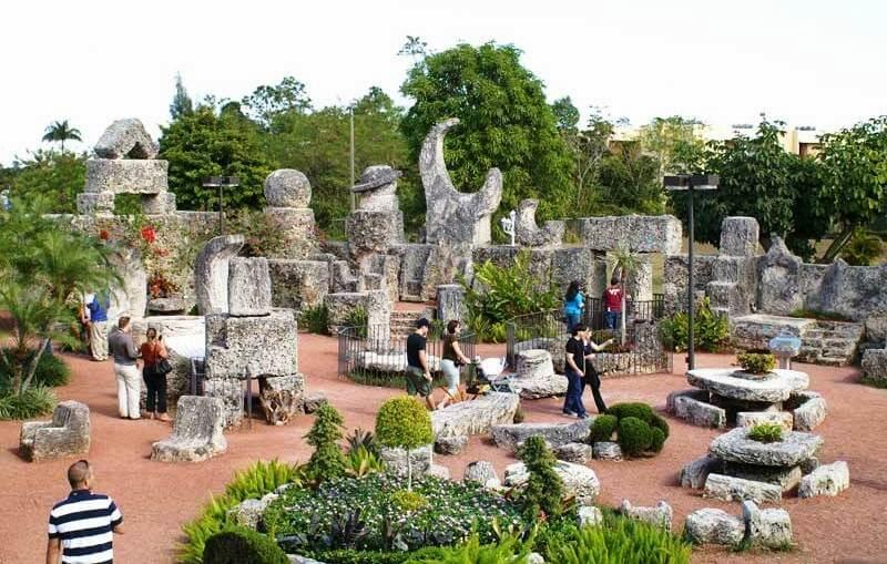 Coral Castle Museum em Miami