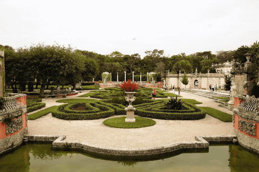 Villa Vizcaya em Miami