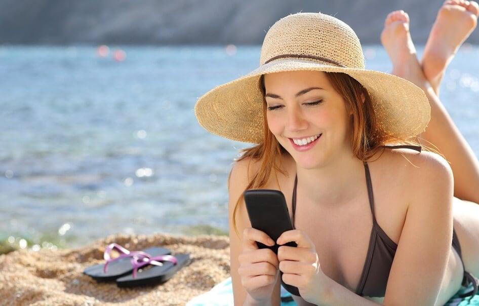 Economize muito usando o seu celular em Miami