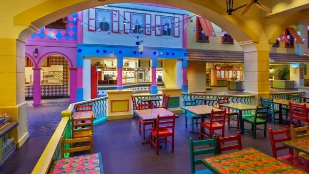 Restaurante no Dining Plan da Disney