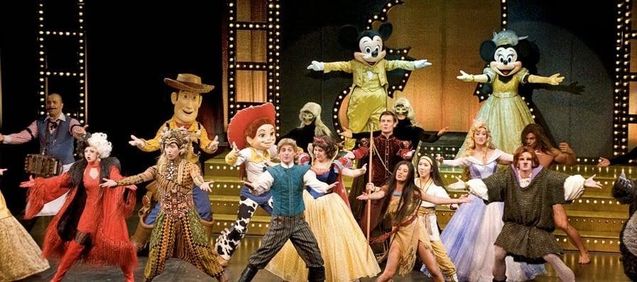 Cruzeiro Disney Magic em Orlando Show