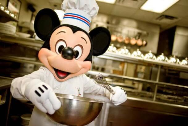 Dining Plan da Disney