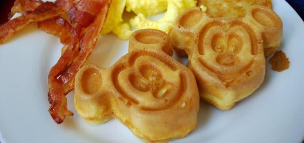 Planos de refeições do Dining Plan da Disney