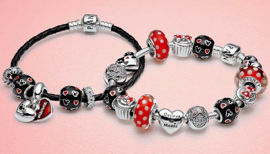 pulseiras Pandora em Orlando e Miami Disney