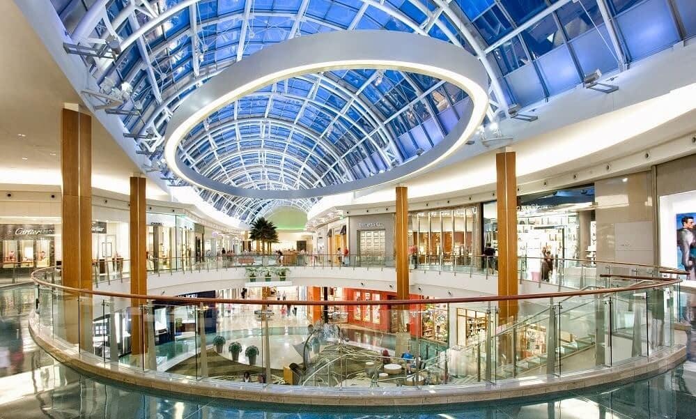 Shopping Mall At Millenia em Orlando