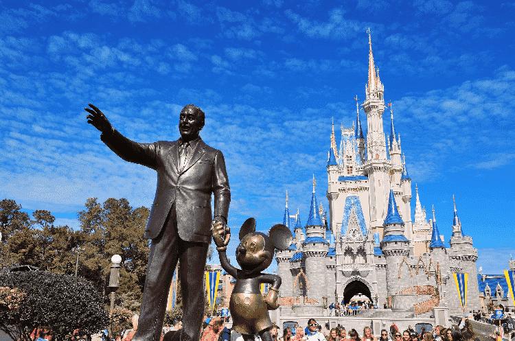 Parque Magic Kingdom da Disney
