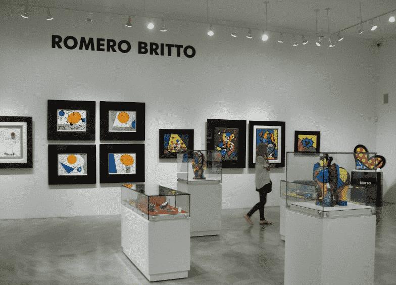 Britto Central Art Miami