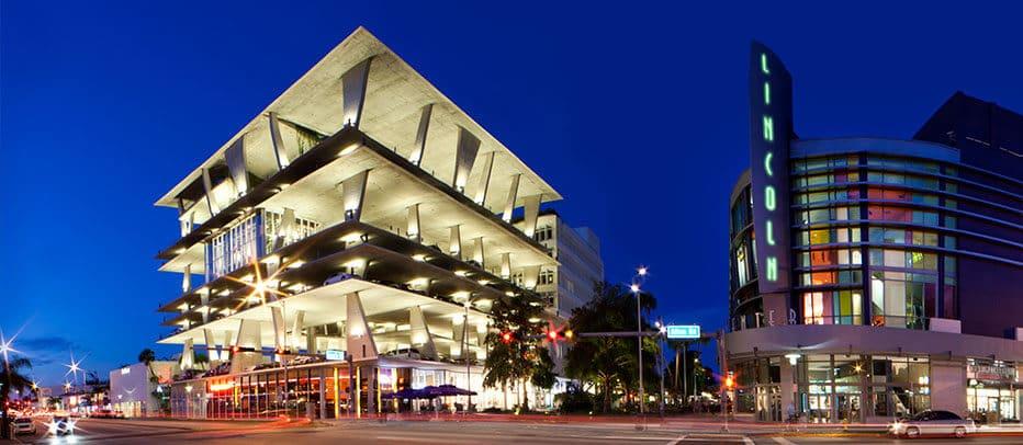 Lincoln Road em Miami