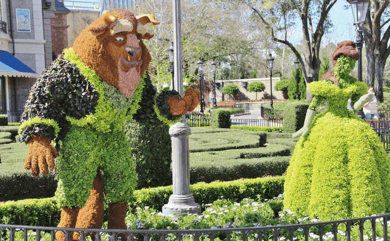 Disney's Flower and Garden Festival