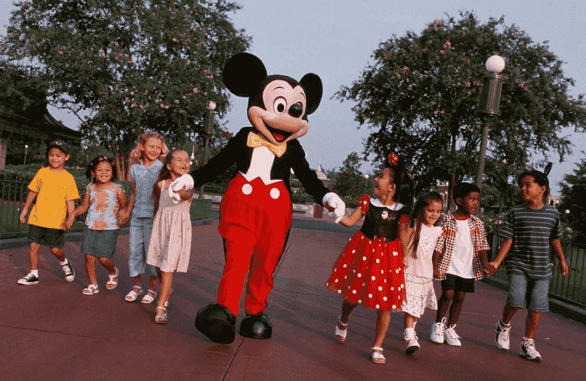 Sunset Showcase no Hollywood Studios em Orlando: Mickey no parque Hollywood Studios