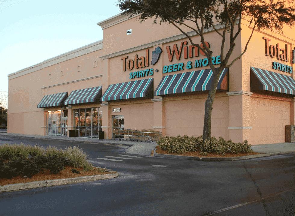 Loja Total Wine em Orlando