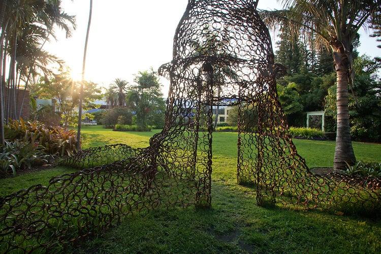 Jardim Botânico em Miami