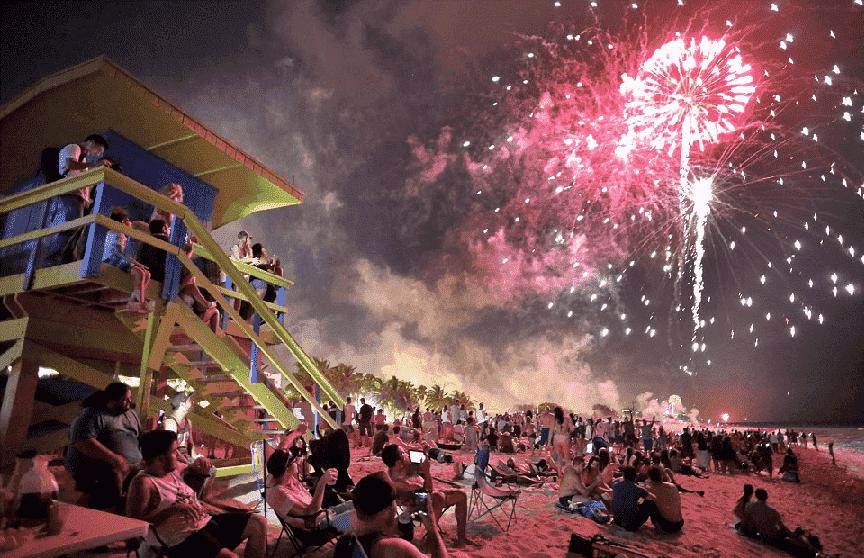 Dia da Independência em Miami