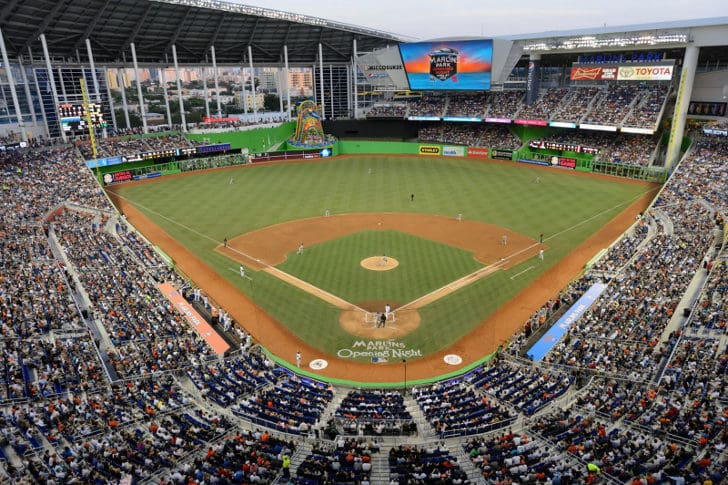 Baseball em Miami