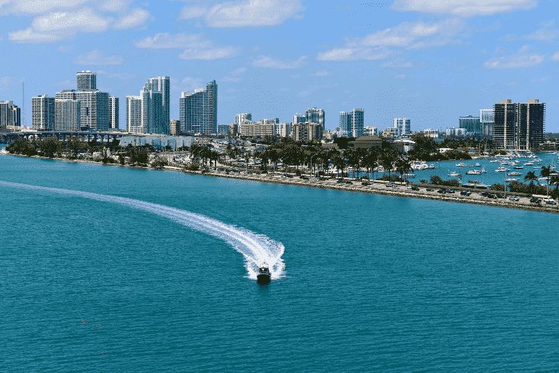 Verão em Miami - Praias