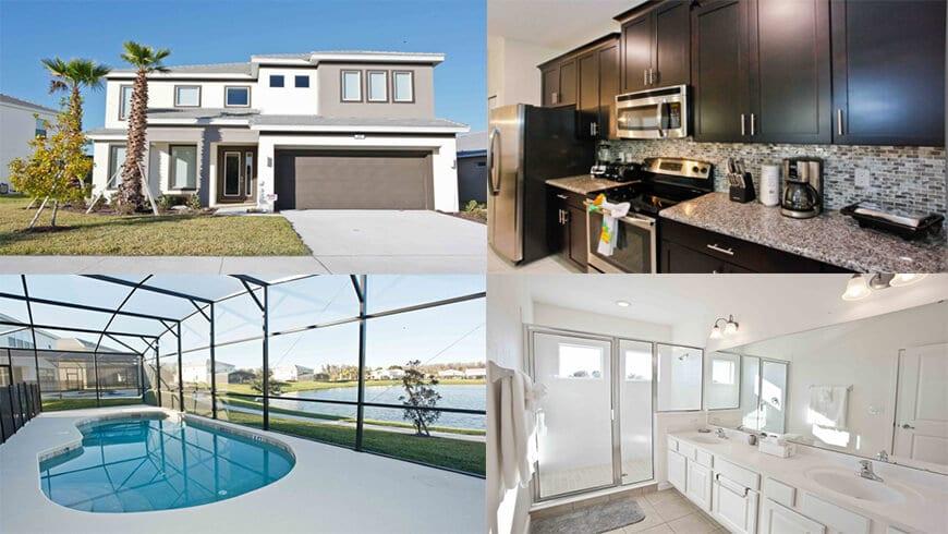 Casas para alugar na Disney Orlando do Grupo Dicas