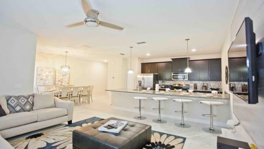 Casas para alugar em Orlando do Grupo Dicas