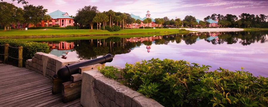 Disney's Caribbean Beach Resort em Orlando