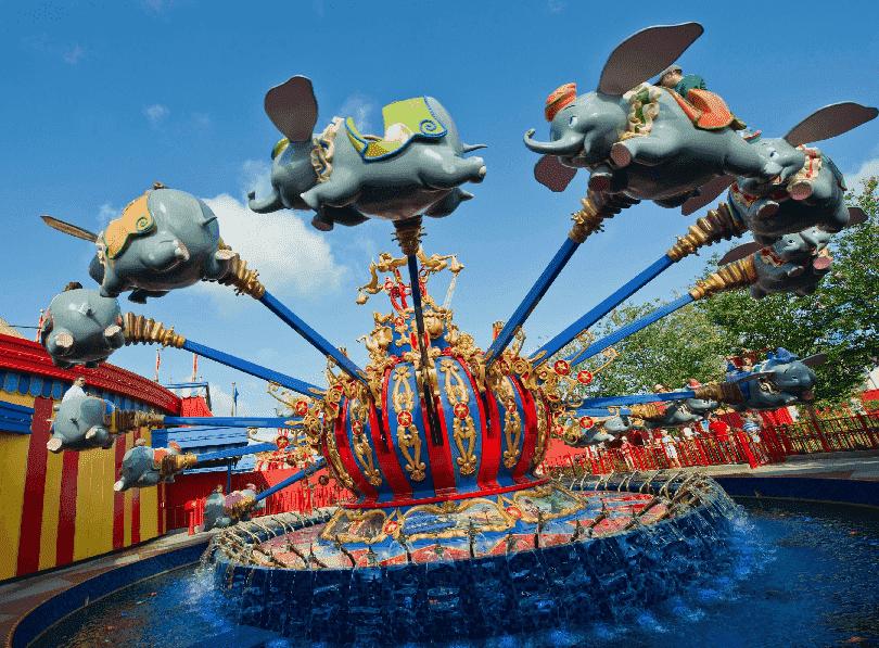 Parque Disney em Orlando