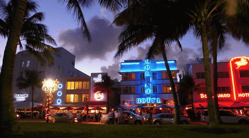 Duração da Estadia em Miami